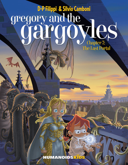 Gregory and the Gargoyles T7 : The Last Portal