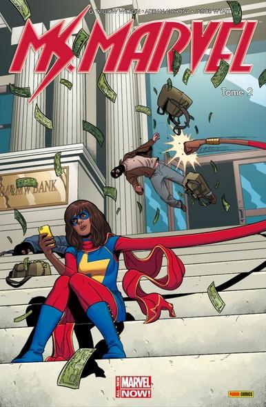 Ms Marvel (2014) T02 - Génération Y