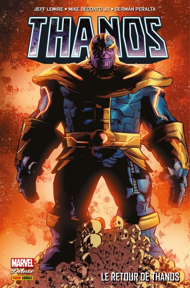 Thanos (2017) T01 - Le retour de Thanos