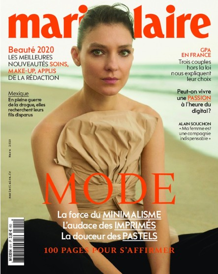 Marie-Claire - Mars 2020