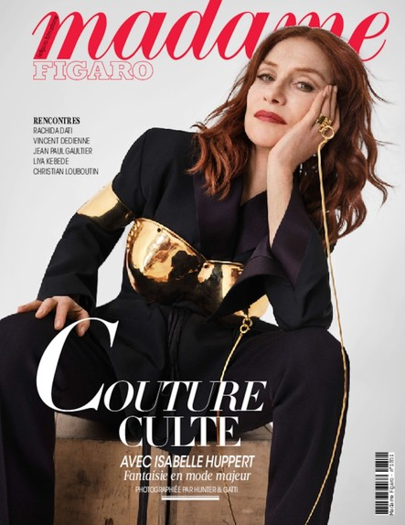 Madame Figaro - Février 2020 - N°1852