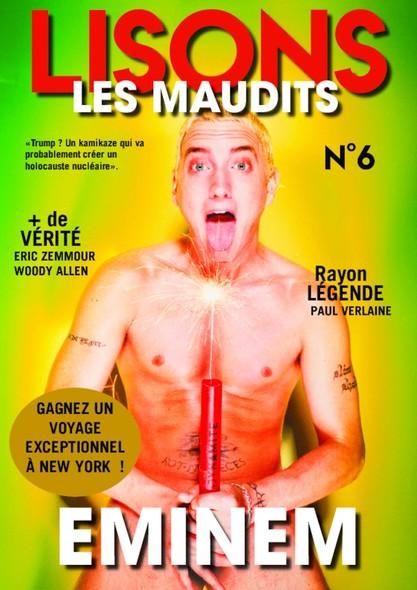 Lisons Les Maudits N°006 - Eminem