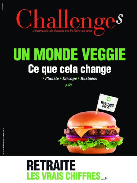 Challenges - Février 2020 - Un monde Veggie