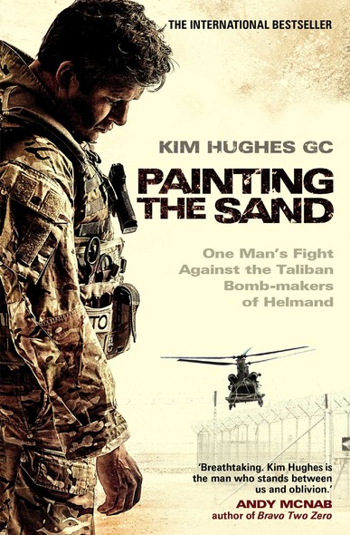 Painting the Sand