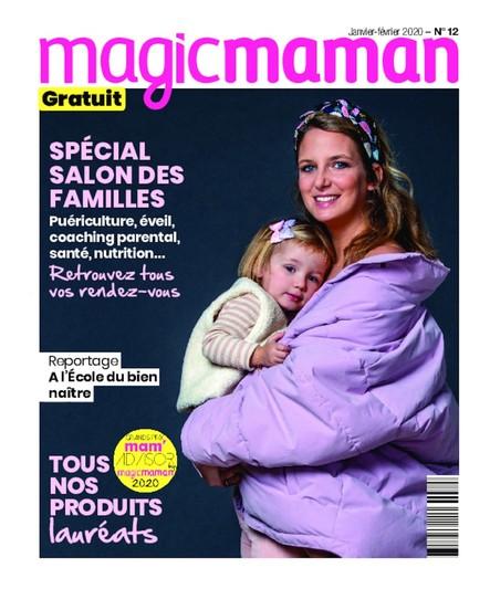 Magic Maman - Janvier/Février 2020