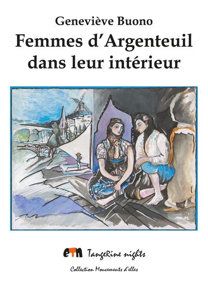 Femmes d'Argenteuil dans leur intérieur