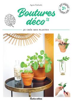 Boutures déco : Je crée mes plantes | Agnès Fodimbi