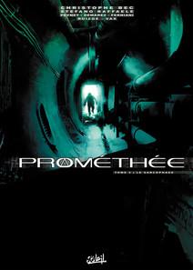 Prométhée T05 | Bec, Christophe