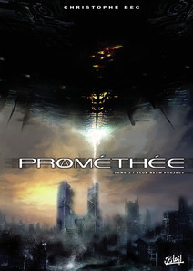 Prométhée T02 | Bec, Christophe