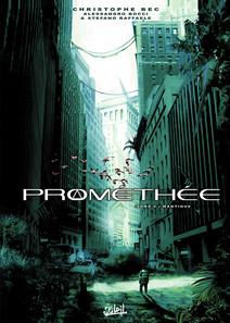 Prométhée T04 | Bec, Christophe