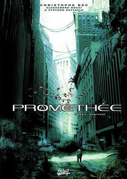 Prométhée T04