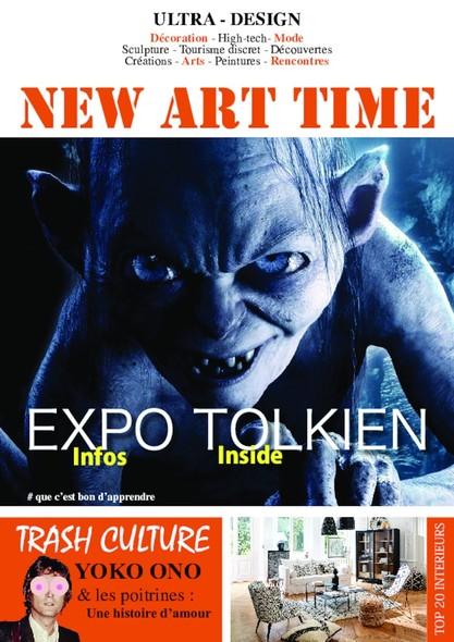 New Art Time - Mars 2020