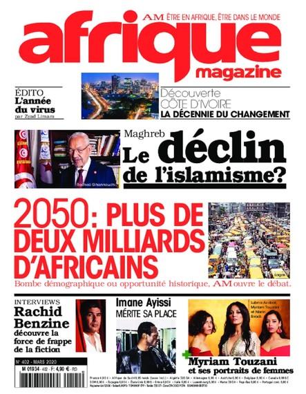 Afrique Mag N°402
