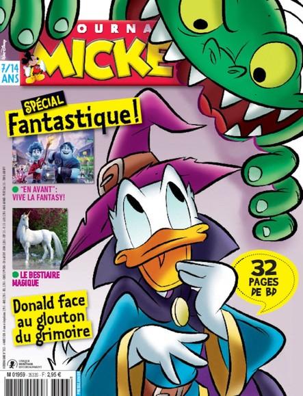 Le Journal De Mickey - 04 Mars 2020