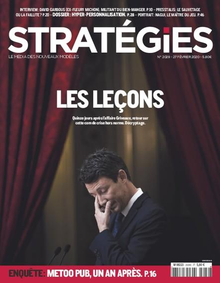 Strategies N°2029