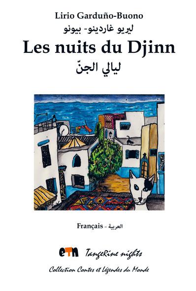 Les nuits du Djinn : Bilingue Français-Arabe