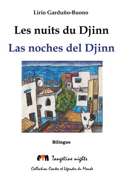 Les nuits du Djinn : Bilingue Français-Espagnol