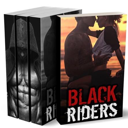 Black Riders (L'Intégrale): (New Romance Adulte)