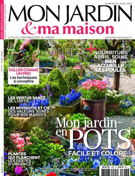 Mon Jardin & Ma Maison - Avril 2020