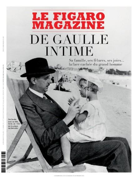 Figaro Magazine : De Gaulle intime