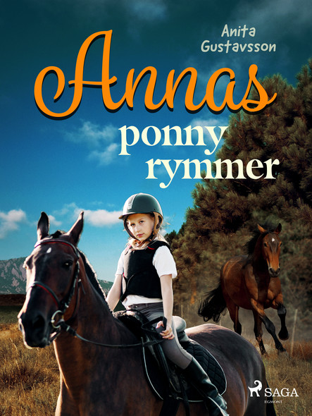 Annas ponny rymmer