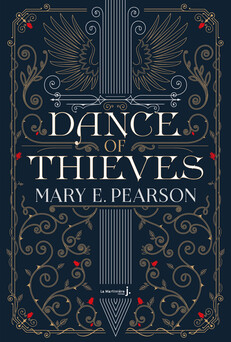 Dance of thieves   Mary Pearson