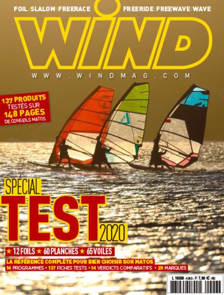 Wind - Spécial Test 2020