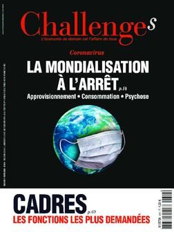 Challenges - Mars 2020 - La Mondialisation à l'arrêt |