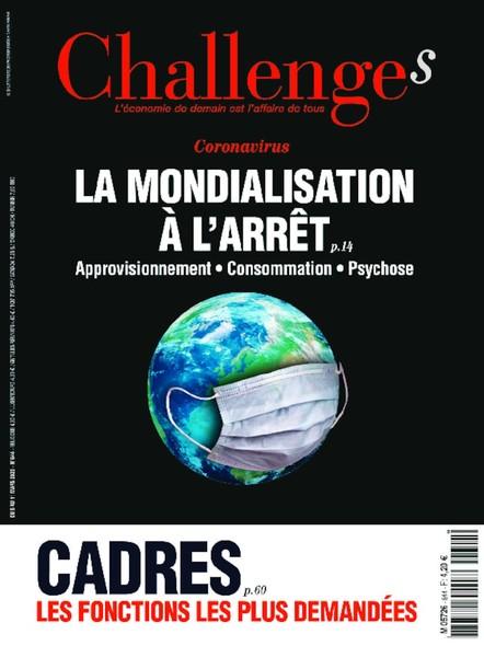 Challenges - Mars 2020 - La Mondialisation à l'arrêt