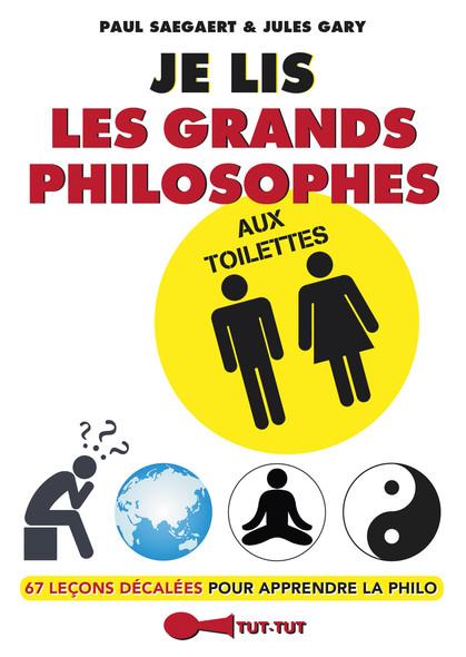 Je lis les grands philosophes aux toilettes