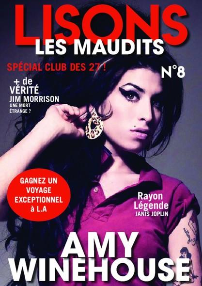 Lisons Les Maudits N°008 - Amy Winehouse