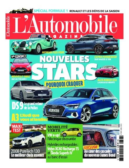 L'Automobile Magazine - Avril 2020