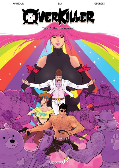Overkiller - Tome 2 - Over the rainbow