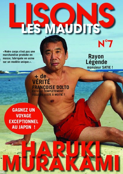 Lisons Les Maudits N°007 - Haruki Murakami