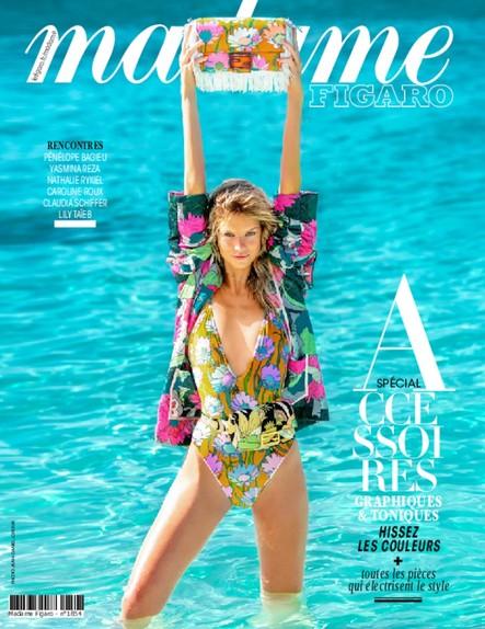Madame Figaro - Mars 2020 - N°1855