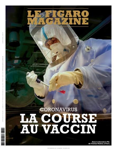 Figaro Magazine : La Course au Vaccin