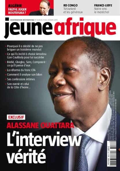 Jeune Afrique - Avril 2020