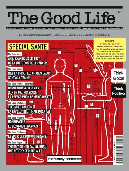 The Good Life N°42 - Février/Mars/Avril 2020
