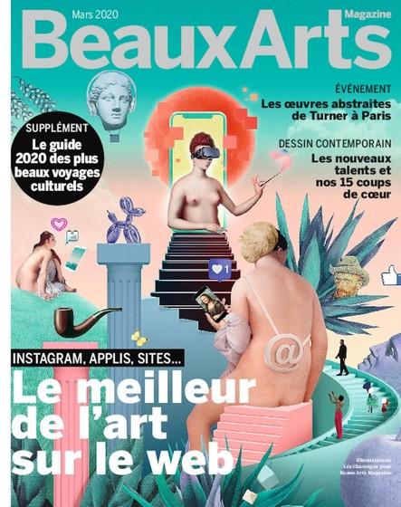 Beaux Arts Magazine - Mars 2020