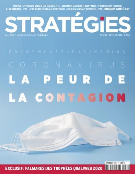 Strategies N°2031