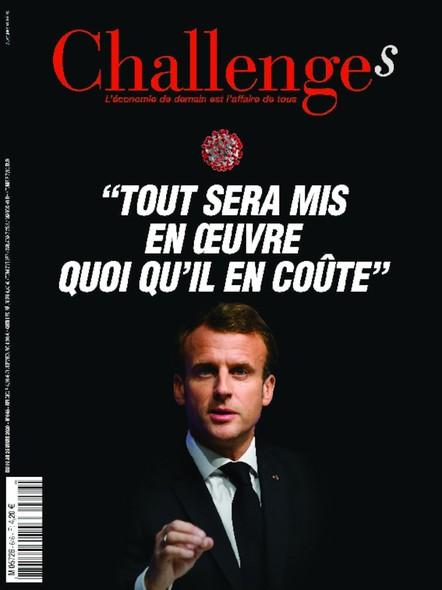 """Challenges - Mars 2020 - """"Tout sera mis en oeuvre quoi qu'il en coûte"""""""