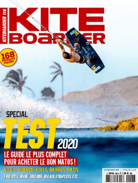 Kite Boarder - Avril/Mai 2020