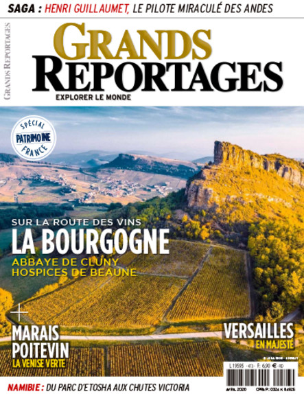 Grands reportages - Avril 2020