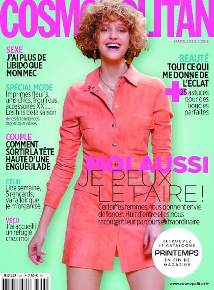 Cosmopolitain - Mars 2020