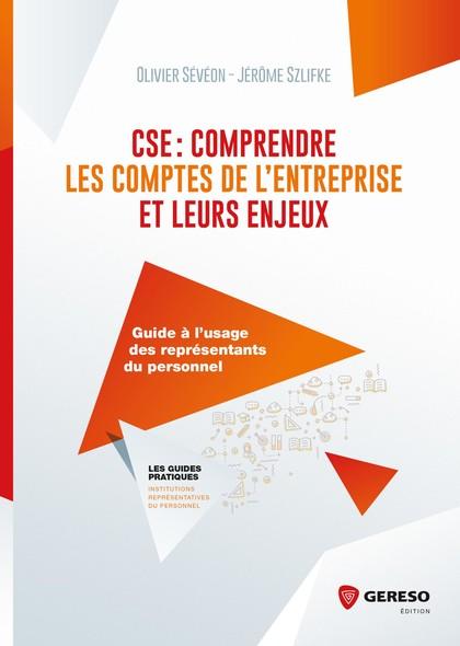 CSE : comprendre les comptes de l'entreprise et leurs enjeux : Guide à l'usage des élus du personnel