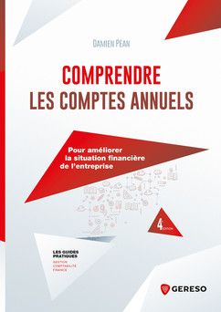 Comprendre les comptes annuels : Pour améliorer la situation financière de l''entreprise   Damien Péan