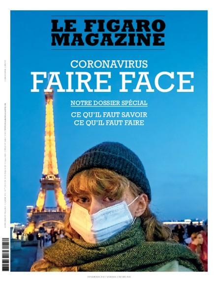 Figaro Magazine : Coronavirus, faire face