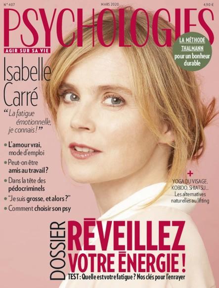 Psychologies Magazine - Mars 2020