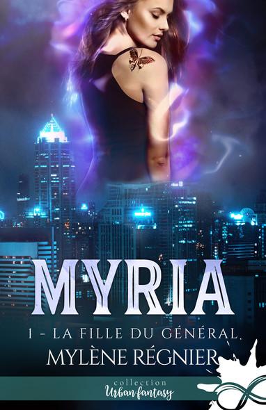 La fille du Général : Myria, T1