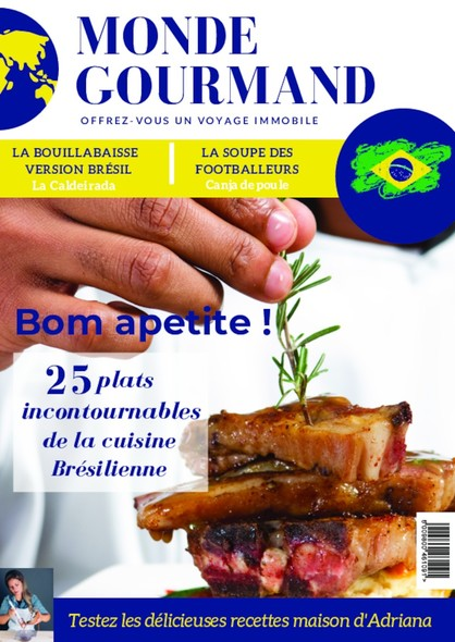 Monde Gourmand N°001